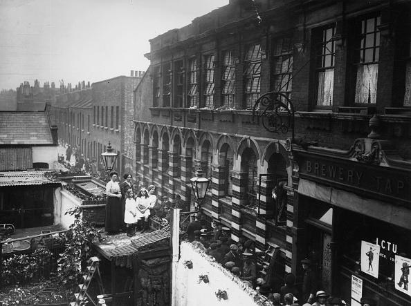 East London「War Torn Warehouse」:写真・画像(15)[壁紙.com]