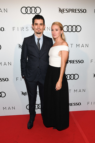 """Hair Stubble「Nespresso And Audi Hosted """"First Man"""" Premiere Party At Toronto International Film Festival 2018」:写真・画像(13)[壁紙.com]"""