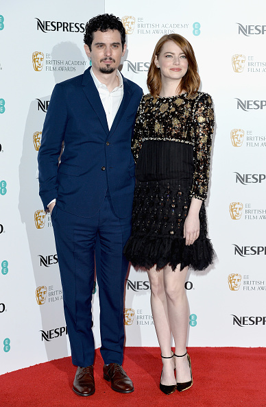Emma Stone「British Academy Film Awards Nominees Party」:写真・画像(16)[壁紙.com]