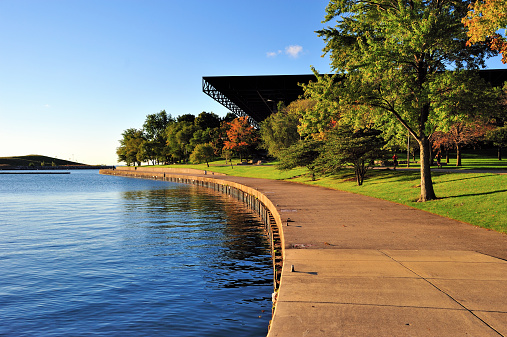 Great Lakes「McCormick Place on the Lakefront」:スマホ壁紙(11)