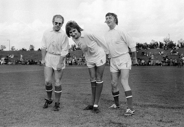 Match - Sport「Elton John Rod Stewart And Michael Parkinson」:写真・画像(6)[壁紙.com]