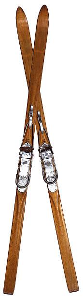 Old skis, crossed:スマホ壁紙(壁紙.com)