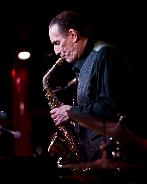 Saxophonist「Peter King, 2008」:写真・画像(2)[壁紙.com]
