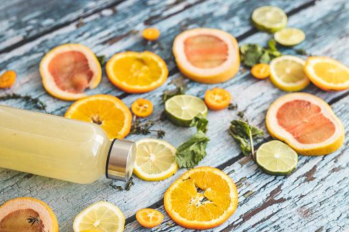 Lemon Soda「Time for lemonade」:スマホ壁紙(10)