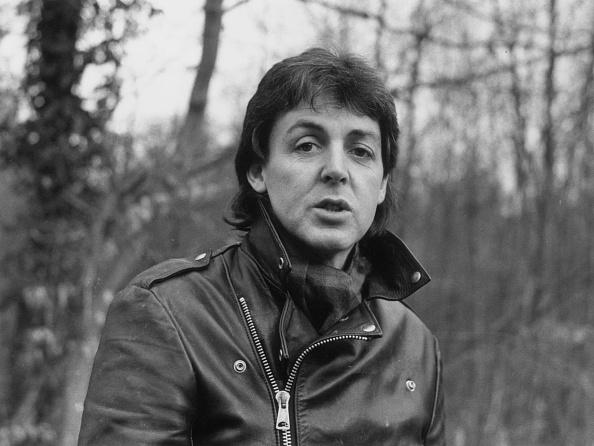 ポール・マッカートニー「Leather And McCartney」:写真・画像(19)[壁紙.com]