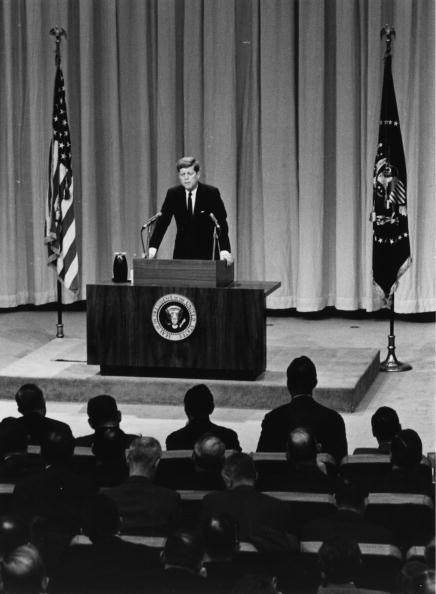 Press Conference「J F Kennedy」:写真・画像(16)[壁紙.com]