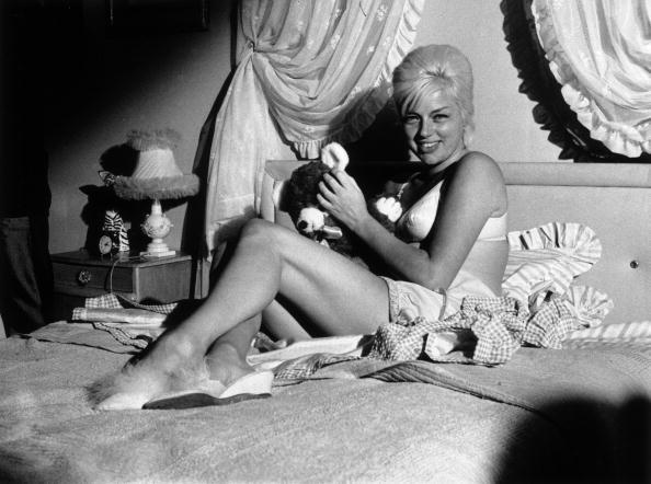 Bedroom「Diana Dors」:写真・画像(17)[壁紙.com]