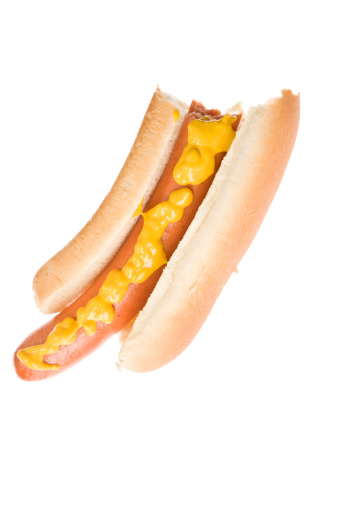 Hot Dog「Hot Dog With  A Bite Missing」:スマホ壁紙(18)