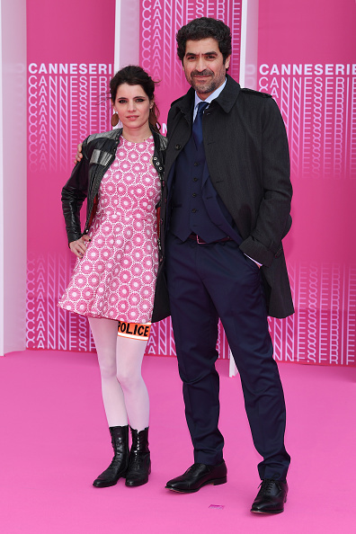 """Mid Calf Boot「""""The Truth About The Harry Quebert Affair"""" Pink Carpet Arrivals - The 1st Cannes International Series Festival」:写真・画像(9)[壁紙.com]"""