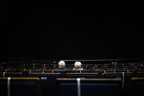 T 「Mustn't The Show Go On? A Dusseldorf Theatre Adapts To Covid-19 Rules To Stay Open」:写真・画像(15)[壁紙.com]