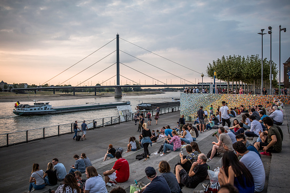Düsseldorf「Travel Destination: Dusseldorf」:写真・画像(3)[壁紙.com]