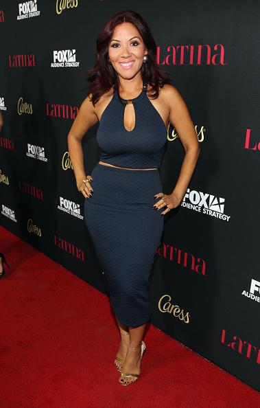"High Waist Skirt「Latina Magazine's ""Hollywood Hot List"" Party」:写真・画像(19)[壁紙.com]"