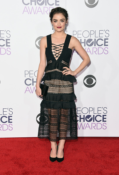 ピープルズ・チョイス・アワード「People's Choice Awards 2016 - Arrivals」:写真・画像(8)[壁紙.com]