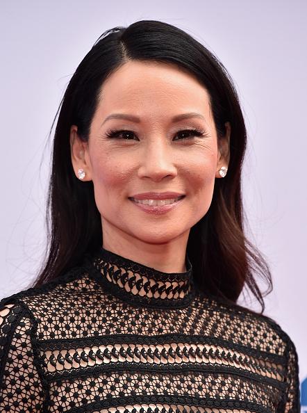 "Lucy Liu「Premiere Of DreamWorks Animation And Twentieth Century Fox's ""Kung Fu Panda 3"" - Arrivals」:写真・画像(7)[壁紙.com]"