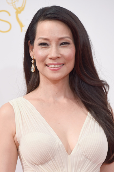 Lucy Liu「66th Annual Primetime Emmy Awards - Arrivals」:写真・画像(3)[壁紙.com]