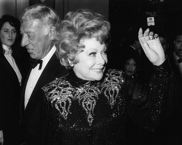 Shrine Auditorium「Lucille Ball And Gary Morton」:写真・画像(1)[壁紙.com]