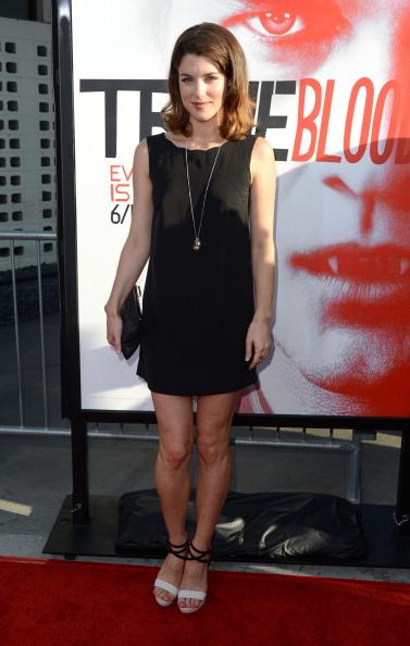"Scalloped - Pattern「Premiere Of HBO's ""True Blood"" 5th Season - Arrivals」:写真・画像(5)[壁紙.com]"