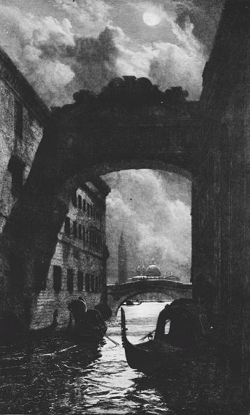17th Century「The Bridge Of Sighs」:写真・画像(4)[壁紙.com]