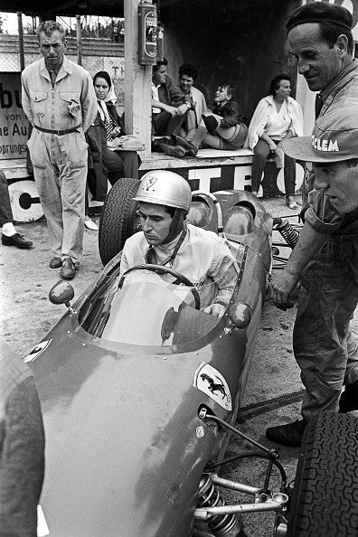 Mechanic「Lorenzo Bandini, Grand Prix Of Germany」:写真・画像(14)[壁紙.com]