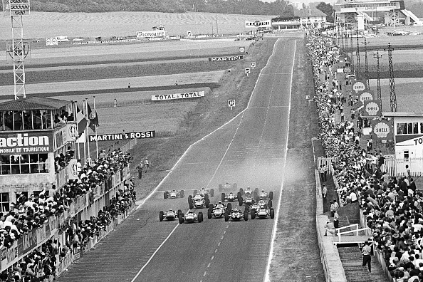 F1レース「Lorenzo Bandini, John Surtees, Mike Parkes, Grand Prix Of France」:写真・画像(18)[壁紙.com]
