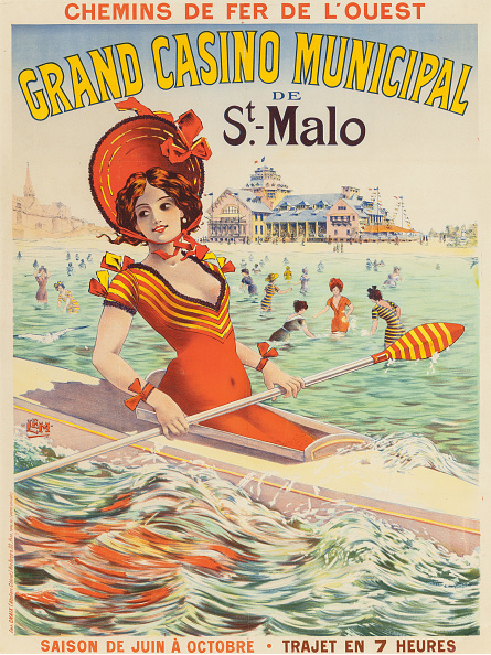 Art Nouveau「Grand Casino Municipal De St. Malo」:写真・画像(14)[壁紙.com]