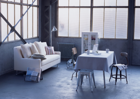 Desk Lamp「Living and Dining Room」:スマホ壁紙(8)