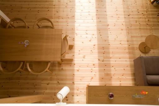 フローリング「Living and dining room」:スマホ壁紙(14)