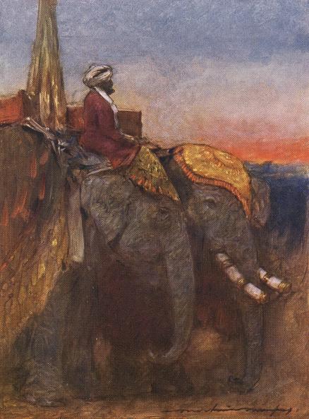 Intricacy「Jaipur elephants」:写真・画像(17)[壁紙.com]