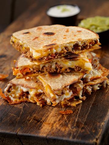 Taco「Cheesy Beef Taco Quesadilla」:スマホ壁紙(13)