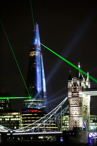 Shard London Bridge「The Shard, Europe's Largest Building Is Unveiled After Completion Of It's Exterior」:写真・画像(16)[壁紙.com]
