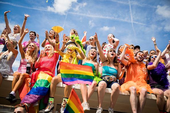 LGBTQIA Pride Event「Brighton Pride 2018」:写真・画像(8)[壁紙.com]