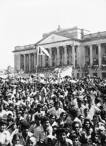 Sri Lanka「Crowds In Columbo」:写真・画像(2)[壁紙.com]