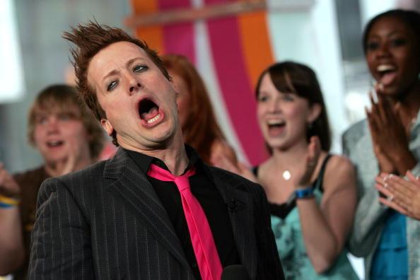 Cool Attitude「MTV TRL With Green Day」:写真・画像(1)[壁紙.com]