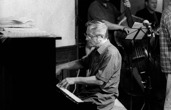 Effort「Michael Garrick, Watermill Jazz Club, Dorking, Surrey, May, 2001」:写真・画像(10)[壁紙.com]