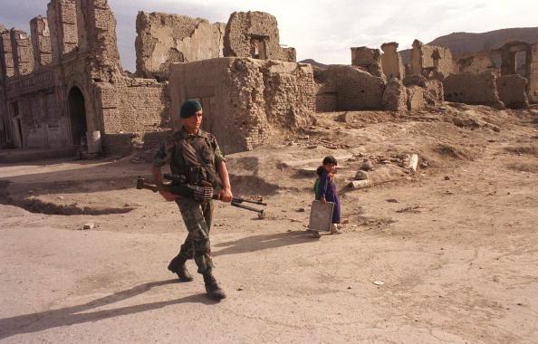 Destruction「ISAF Patrol」:写真・画像(16)[壁紙.com]