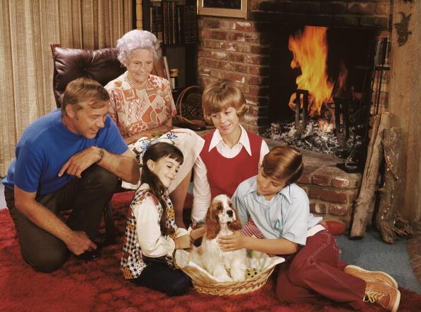 Domestic Life「Happy Family」:写真・画像(11)[壁紙.com]