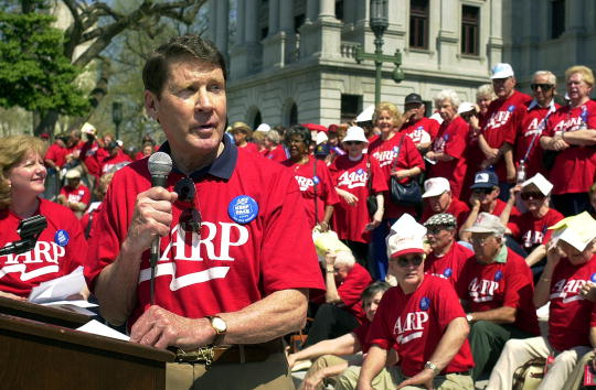 Harrisburg - Pennsylvania「AARP Members Rally for Expansion of PACE」:写真・画像(11)[壁紙.com]