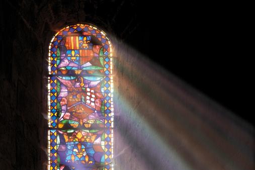 Stained Glass「Church window」:スマホ壁紙(3)