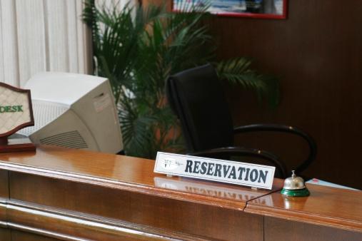 Motel「Reservation Desk」:スマホ壁紙(17)