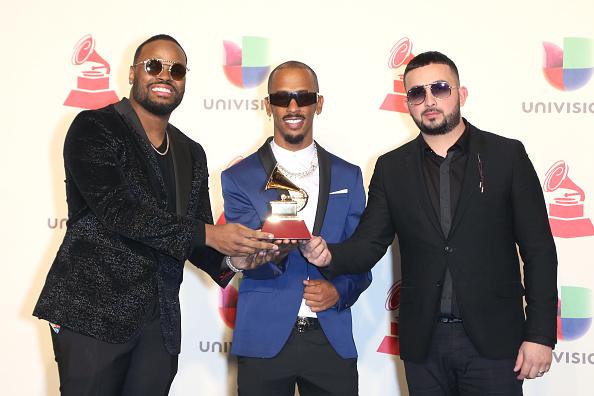 MGM Grand Garden Arena「The 19th Annual Latin GRAMMY Awards  - Press Room」:写真・画像(11)[壁紙.com]