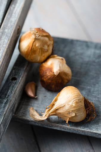 Garlic Clove「Smoked garlic bulbs」:スマホ壁紙(3)