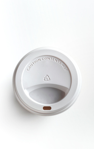 Convenience「Overhead view of coffee cup」:スマホ壁紙(12)