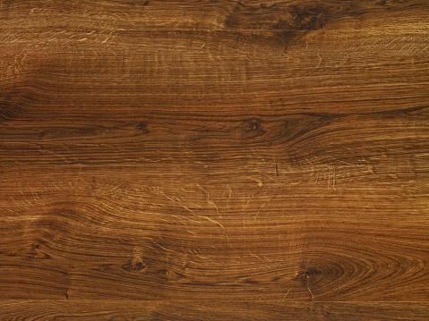 Wood grain「Overhead view of old dark brown wooden table」:スマホ壁紙(8)