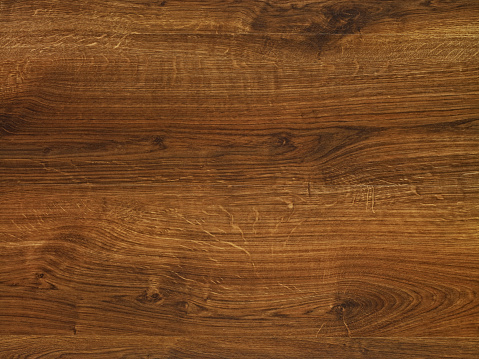 Plank - Timber「Overhead view of old dark brown wooden table」:スマホ壁紙(11)