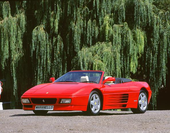 Finance and Economy「1993 Ferrari 348 Spider」:写真・画像(10)[壁紙.com]