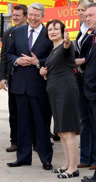 政治家 アラン ジョンソンの写真...