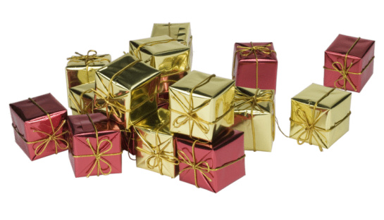 Gift「Large group of gift boxes」:スマホ壁紙(4)