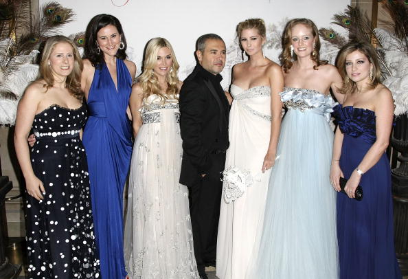 Elie Saab - Designer Label「The Young Fellows Of The Frick Collection Annual Gala」:写真・画像(13)[壁紙.com]