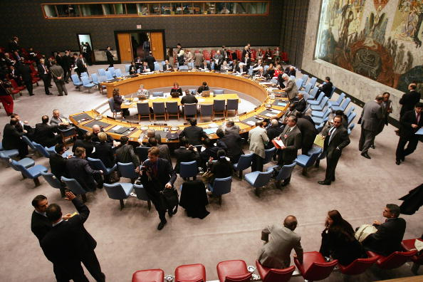 Security「Representative Briefs UN Security Council On Iraq Situation」:写真・画像(17)[壁紙.com]