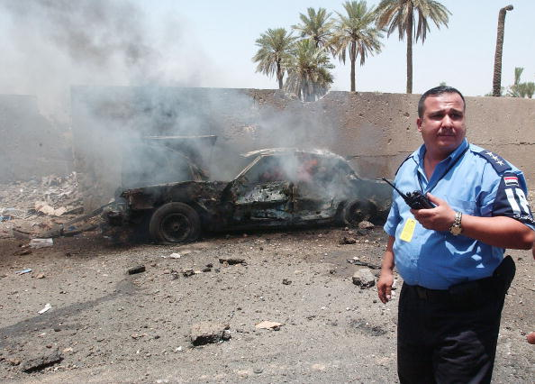Iraqi Governing council「Carbombs Hit Baghdad As New President Is Named」:写真・画像(16)[壁紙.com]